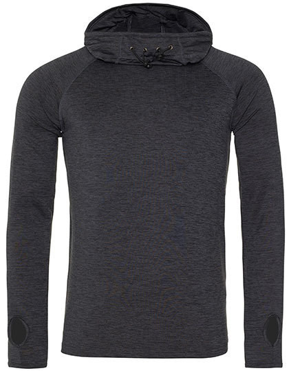JC037 Just Cool Men´s Cool Cowl Neck Top